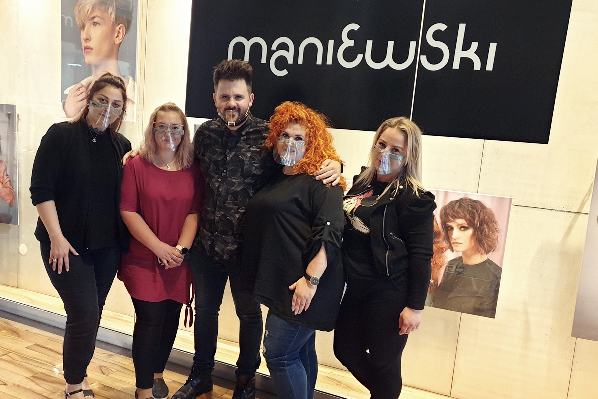 Event Hair Vision & Learn
